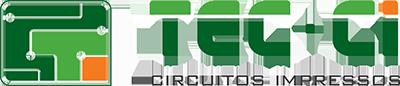 TEC-CI CIRCUITOS IMPRESSOS Logo